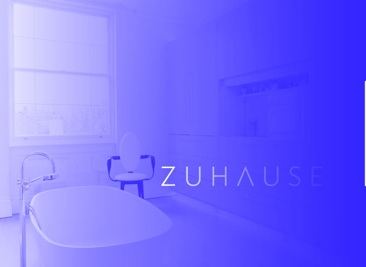 Zuhause Architects - Promotional material for a minimal hi-end boutique architectural firm wanting to keep things beautifully centred around the work.Read more about Zuhause Architects...