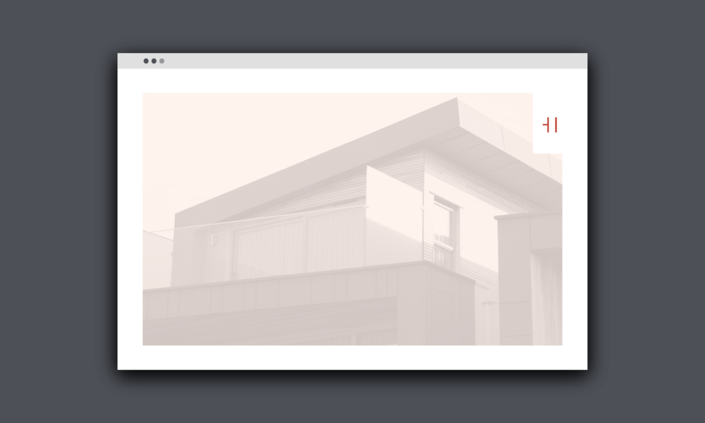 Web design for Hidden Interiors