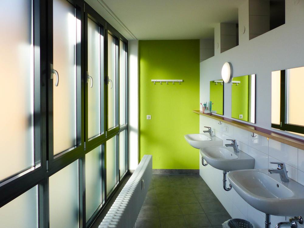 Waschraum - Insel Hostel Lindau