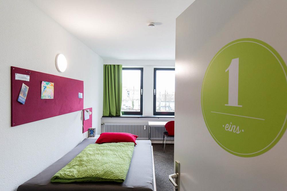 Gemütliche Zimmer im Insel Hostel Lindau