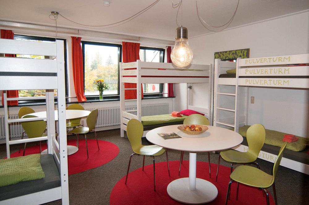 Insel Hostel Lindau Lake Constance - 8-bed-dorm - detail 1