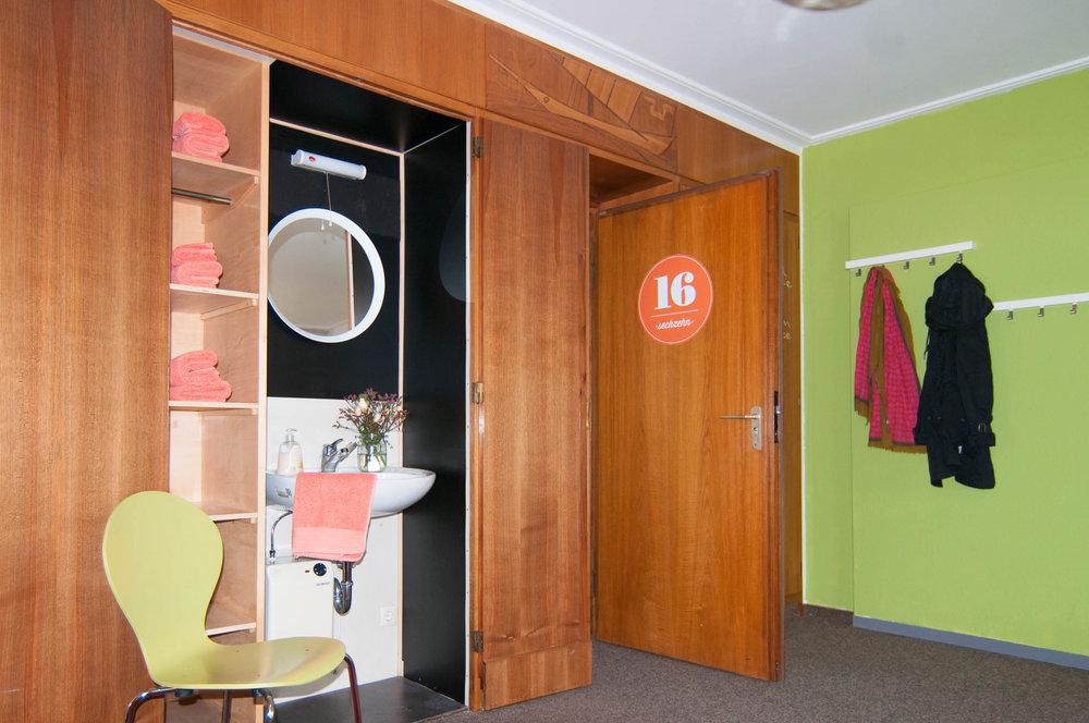 Insel Hostel Lindau Lake Constance - 8-bed-dorm - detail 3