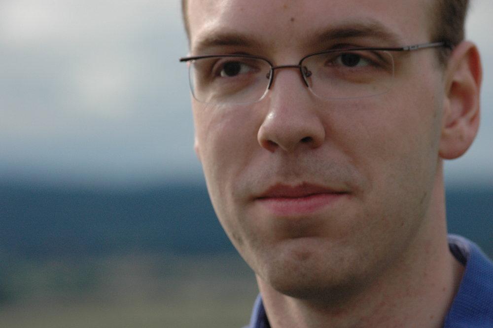 Ruben Sverre Gjertsen. Photo: Miriam Hagen
