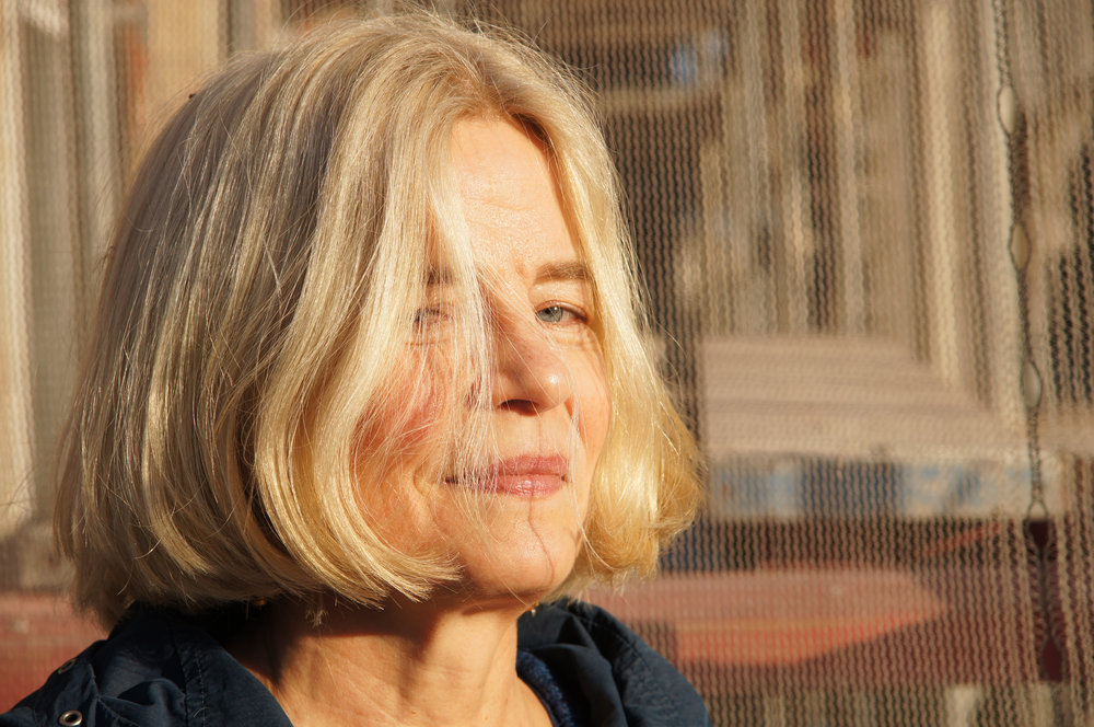 Hanna Hartman. Photo: Helga Brekkan