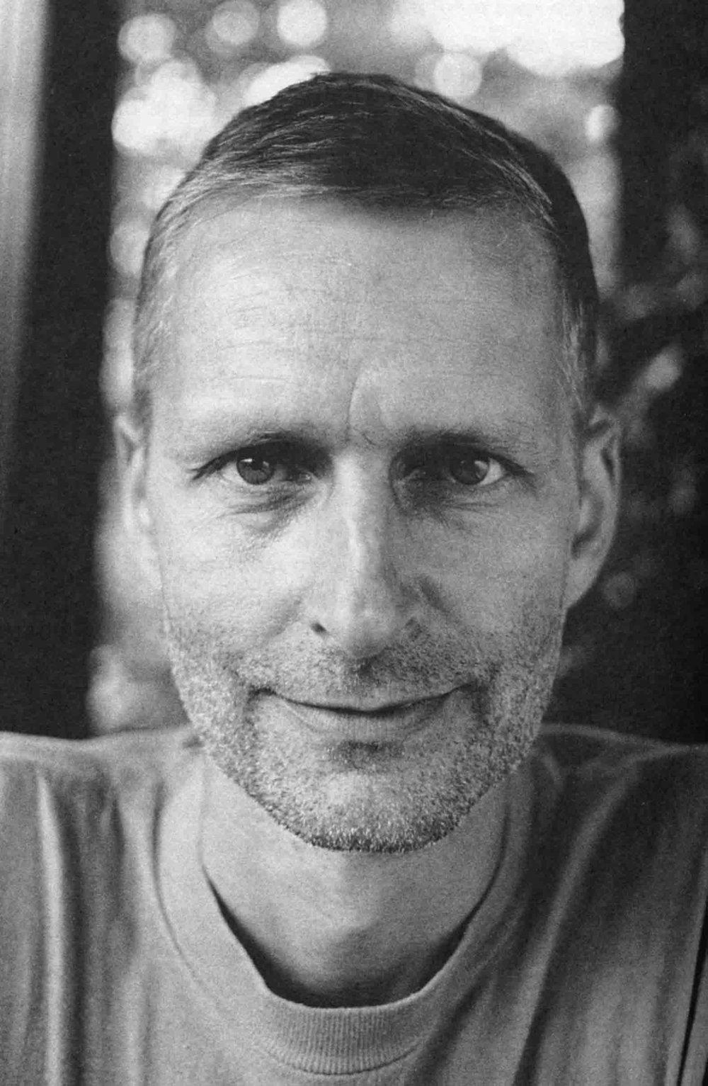 Ole Lützow-Holm. Photo: Susanne Sandström