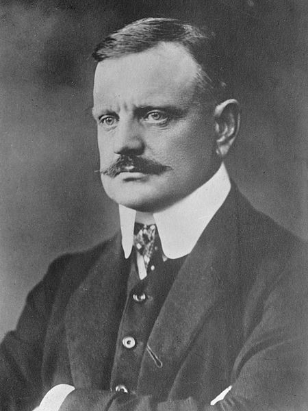 Jean Sibelius. Photo: Public domain