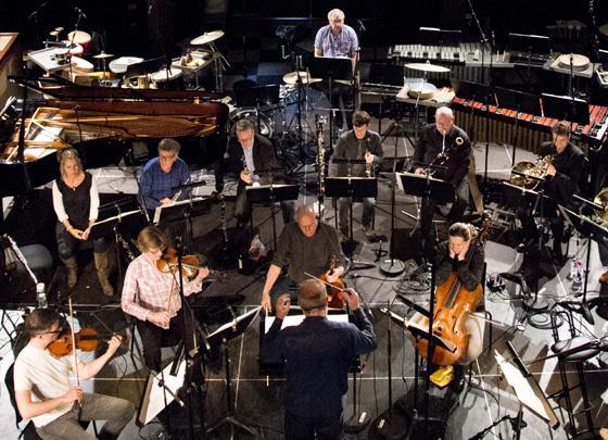 London Sinfonietta.