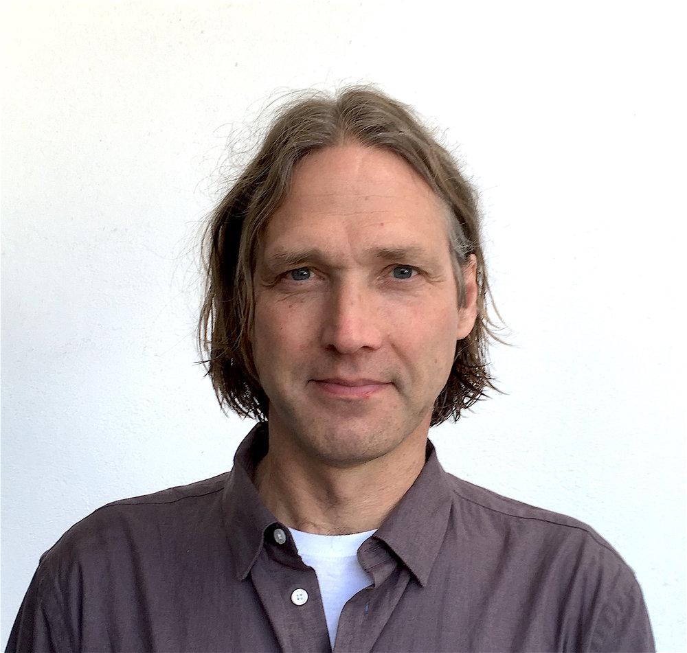 Johan E Andersson.