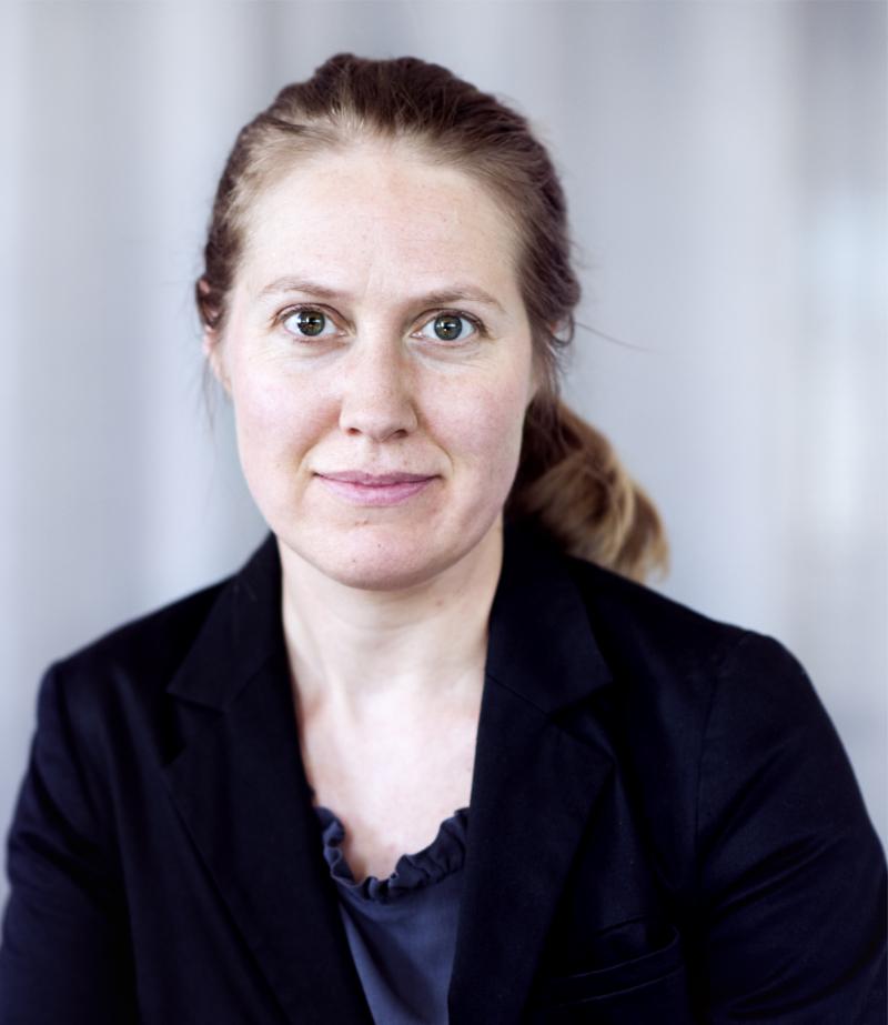 Jenny Hettne. Photo: Anna Rut Fridholm