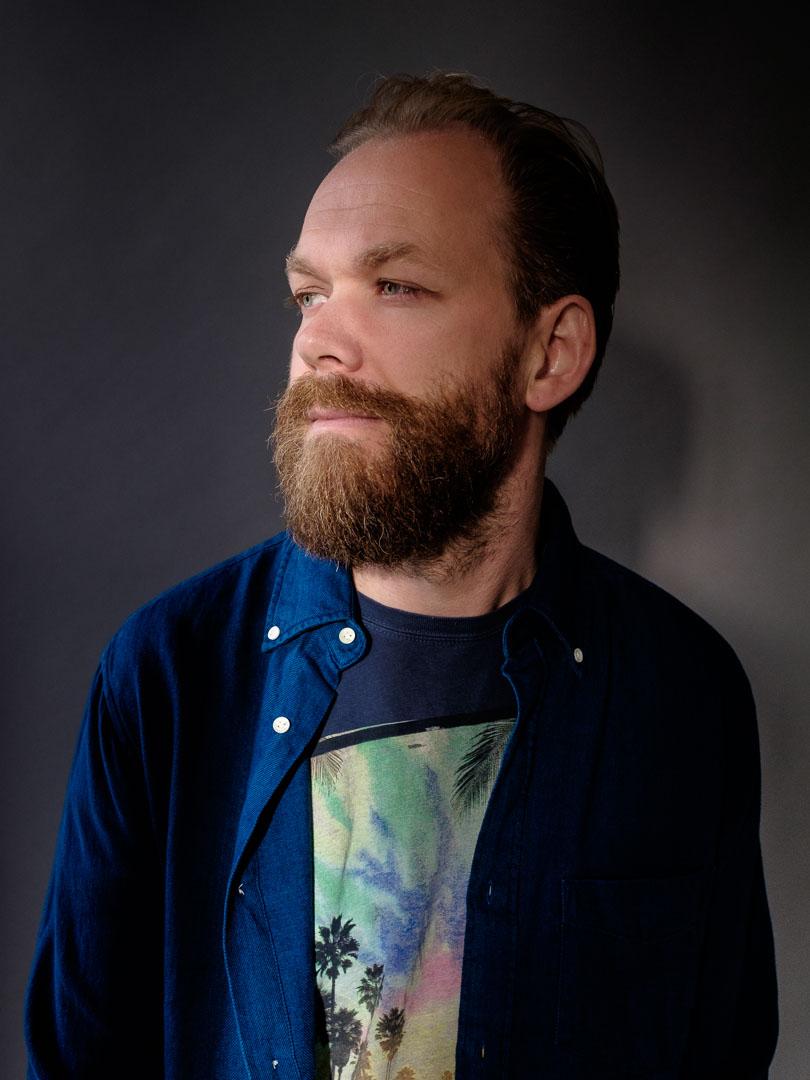 Øvind Torvund. Photo: Dimitri Djuric
