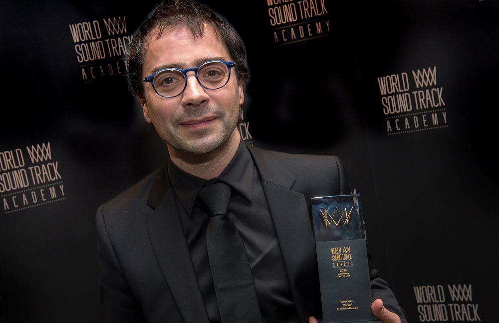 Michelino 'Michel' Bisceglia - World Soundtrack Award