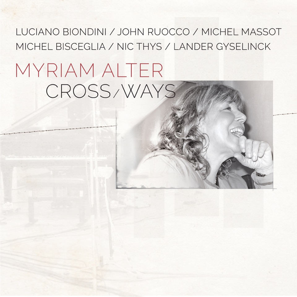 Myriam Alter - Crossways (Arranged by Michelino 'Michel' Bisceglia)
