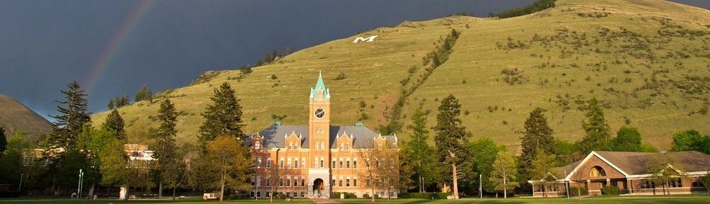 Photo Credit: University of Montana