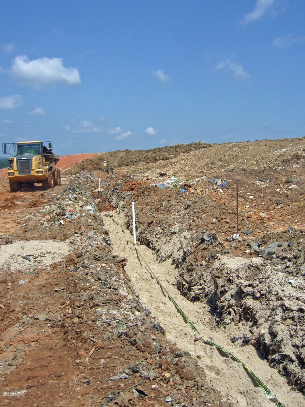 GCCS Expansion - Pineview Landfill, Alabama // Republic Services