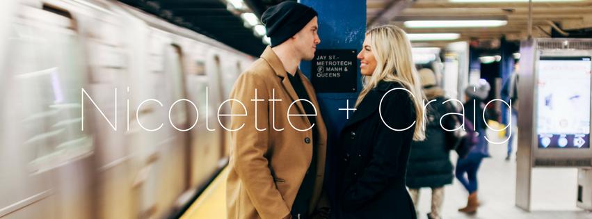 Nicolette + Craig