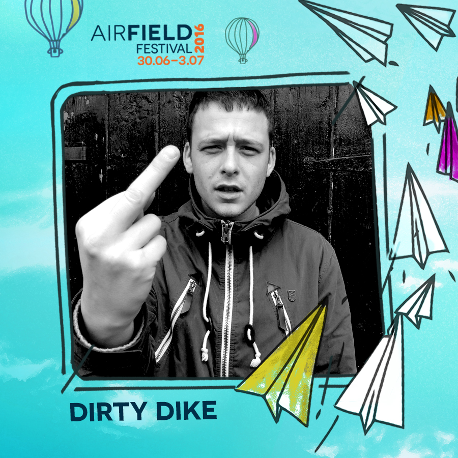 Dirty Dike Airfield Festival