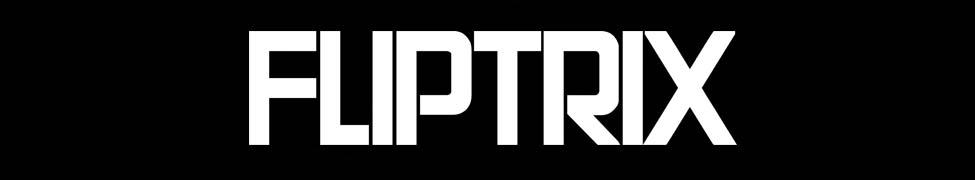 Fliptrix Logo Banner