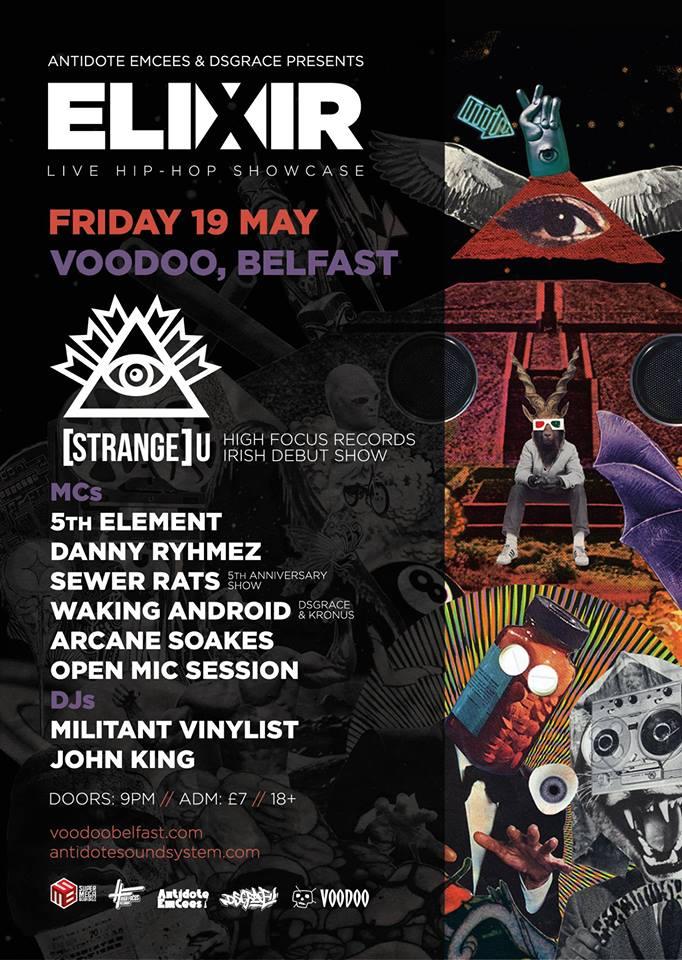 Strange U Belfast