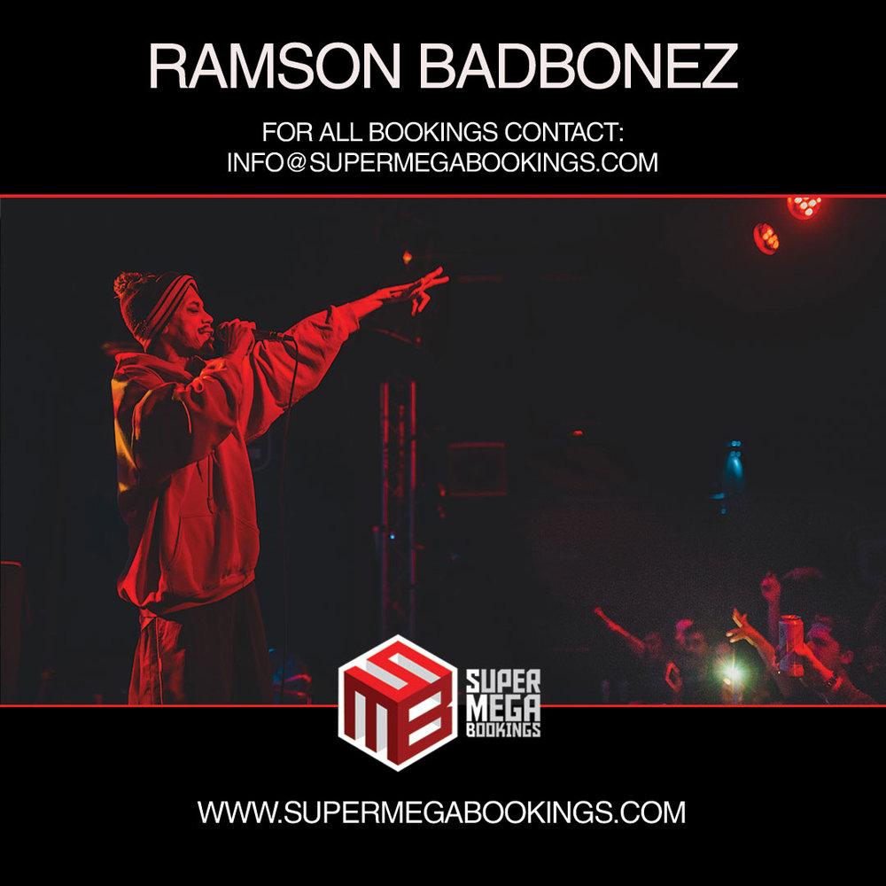 Ramson Badbonez tile