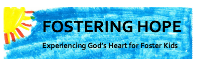 A 30 Day Devotional Guide for children in foster care written by Dr. Deb Shropshire