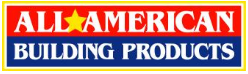 A big thanks to All American Building Products for their support!