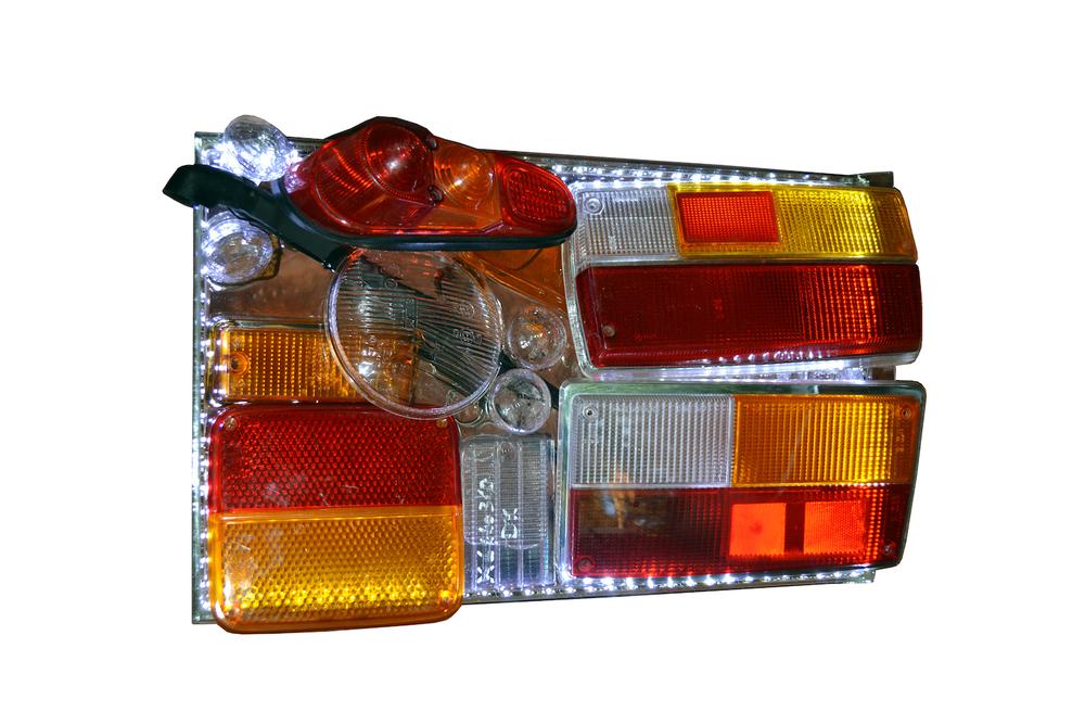CAR LAMP (2013)