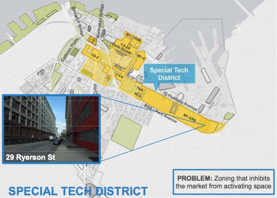 Zoning Map Brooklyn on
