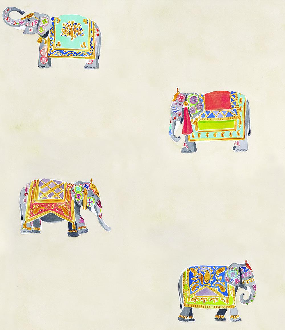 Elephants cream