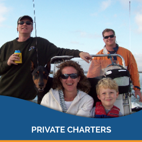 Looking for something a little more exclusive and tailored for you? We can customize any charter to fit your needs. Learn More