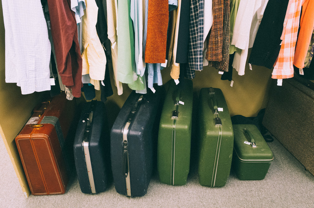 Should I pack my bags? - And give up facebook posting for blog posting?