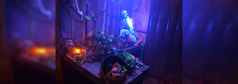 Spooky Hollows haunt. (Image courtesy of Midsummer Scream)