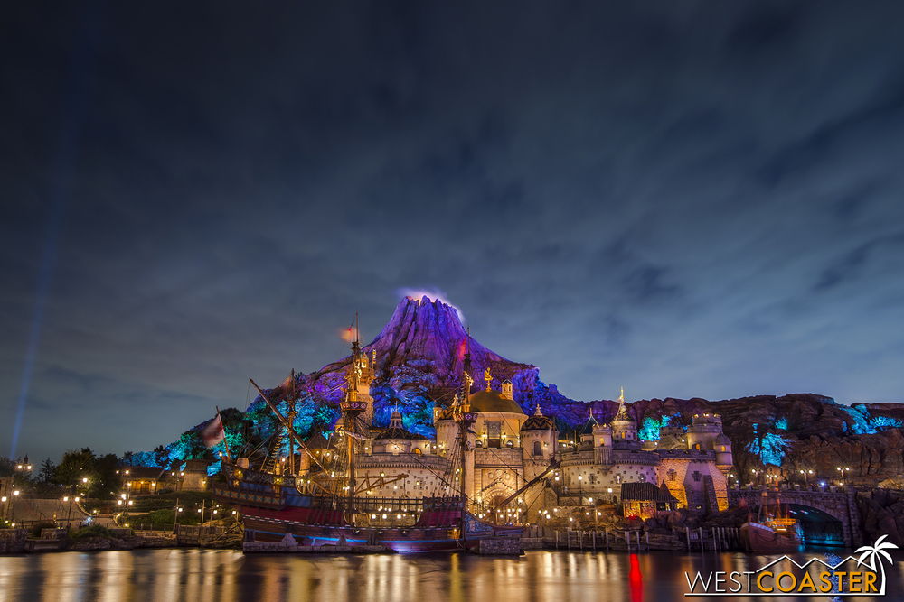 Tokyo Disney Sea is the most beautiful theme park in the world and one half of the immaculate Tokyo Disney Resort, in Urayasu, just east of Tokyo proper.