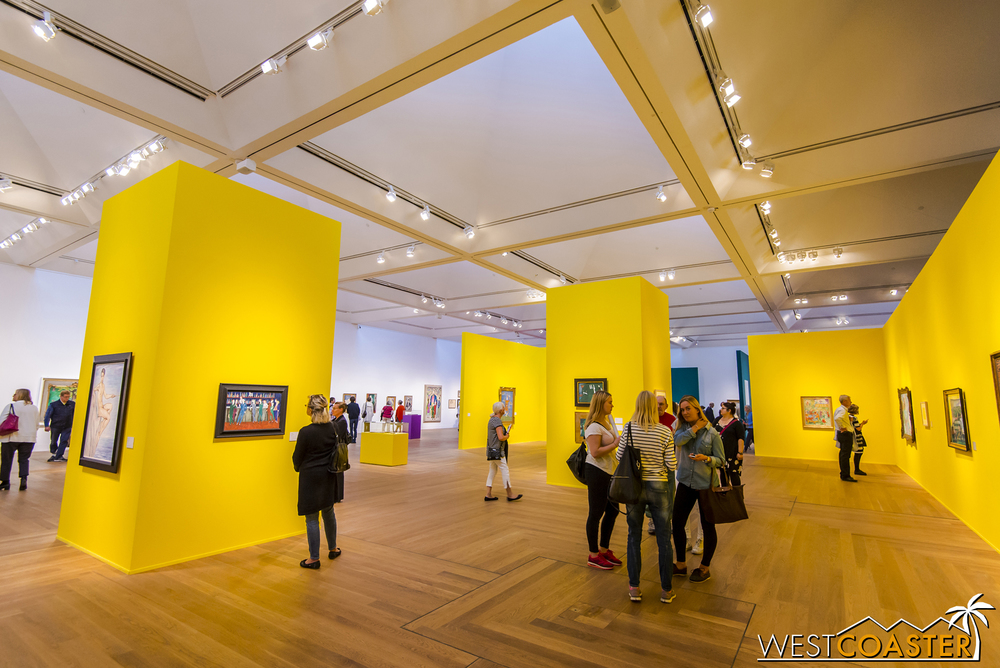 The Museum of Modern Art is located on tiny Skeppsholmen and offers exhibits dedicated to contemporary art.