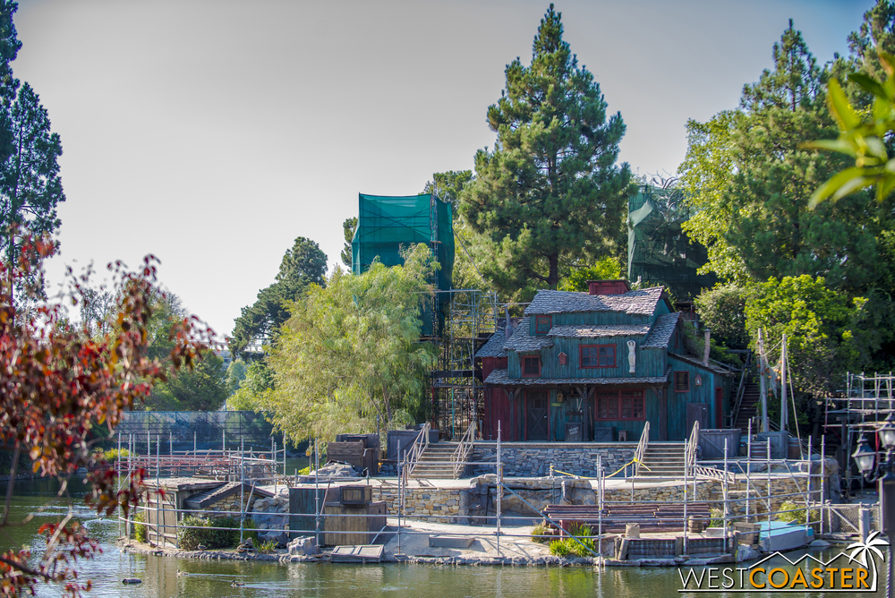 Here we are, the Rivers of America.