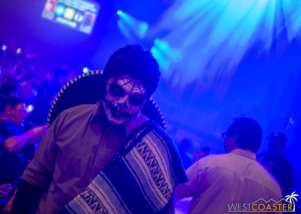 More Fiesta representation.
