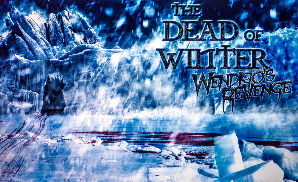 The Dead of Winter: Wendigo's Revenge (Image courtesy of Knott's Scary Farm)