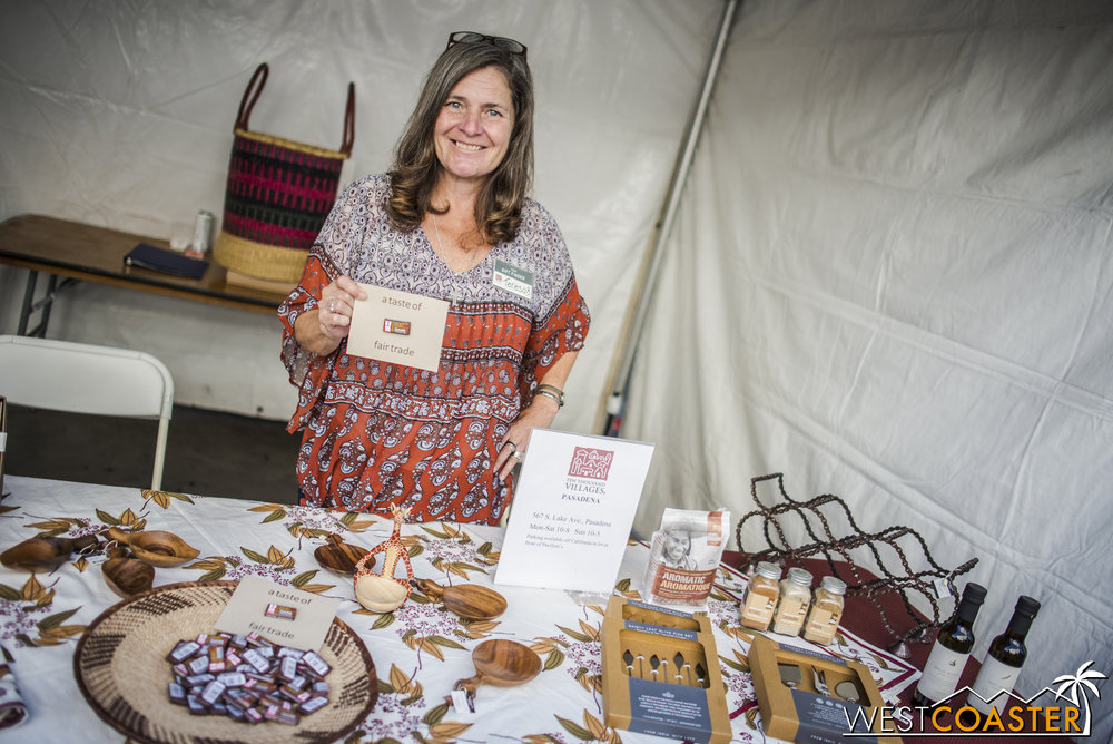 Ten Thousand Villages is a local boutique that works with artisans and craftspeople from all over the world to sell hand-made wares. They believe in featuring work with dignity and have all sorts of home furnishing and foodstuffs items.