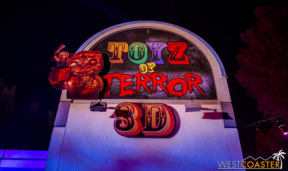 Last but not least, it's the clown maze! I mean toy maze!