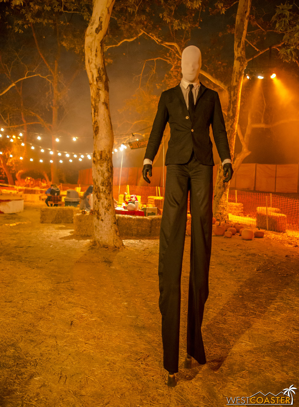 Oh hey, it's Slender Man!