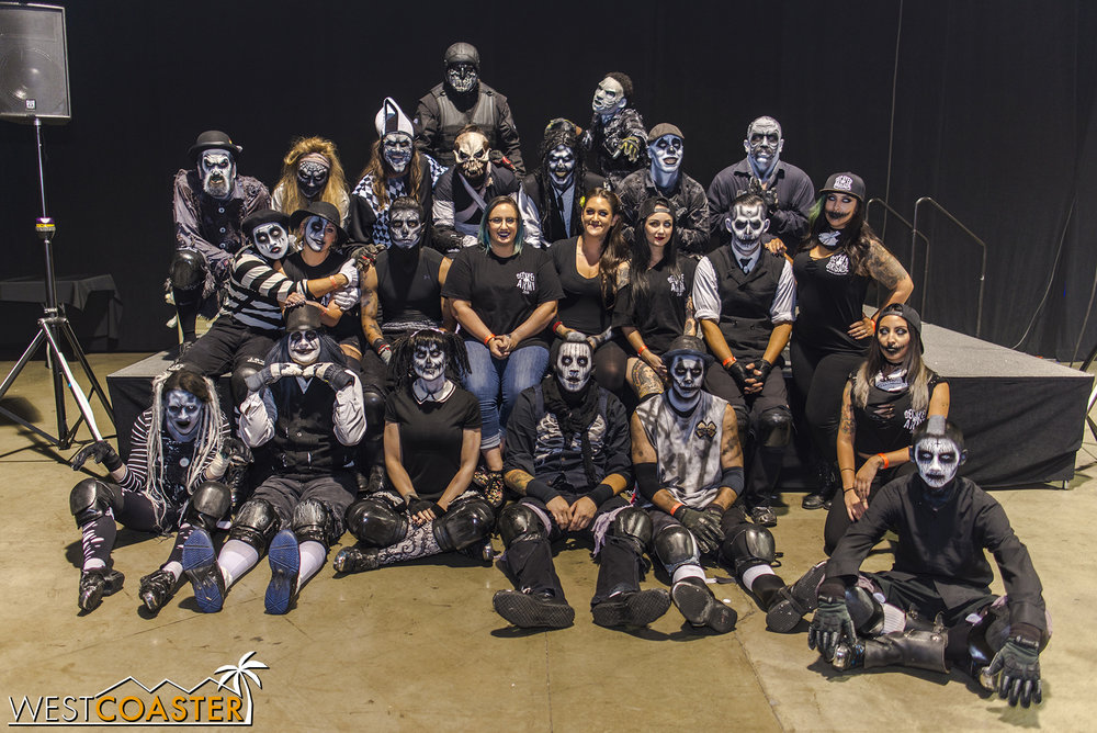 Decayed Brigade at Midsummer Scream.