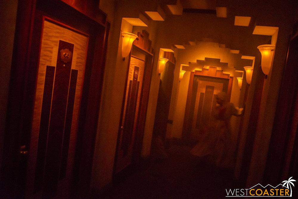 Onto Hotel, season 5.