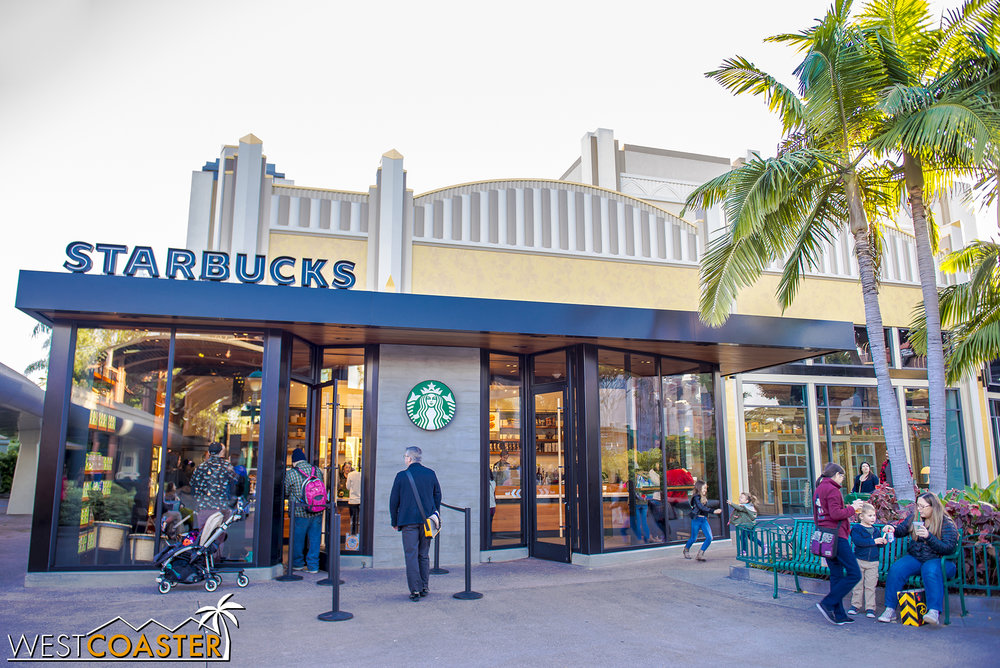 "And other people tweet me, and you know, people love doing that… they love going all beep bop boop bop on their phones to me, and they say, ""Hey, it's not all bad. Look at the new stuff that's around. They just opened another Starbucks not too long ago.  A second one just in Downtown Disney!  That means things are going well.""  Gimme a break.  Starbucks is the most overrated coffee chain in the entire country.  They're just a flunky corporation that lost to Coffee Bean, and they're not willing to recognize it."