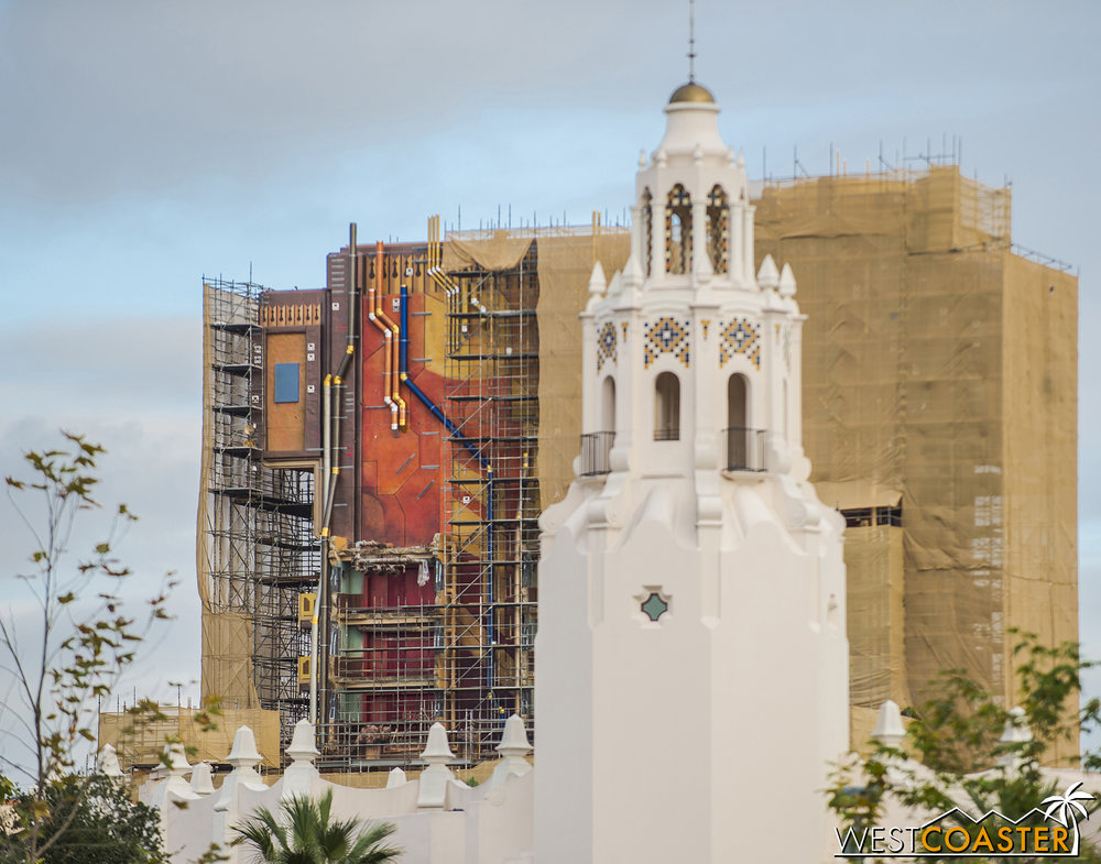 "Carthay Circle Restaurant's like, ""It's behind me, isn't it?"""