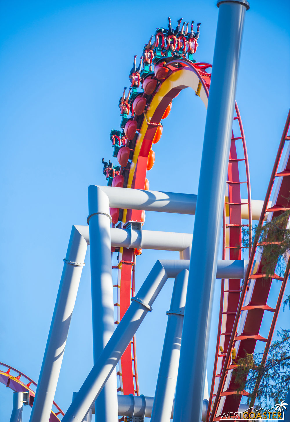 Silver Bullet continues to thrill riders of all ages.