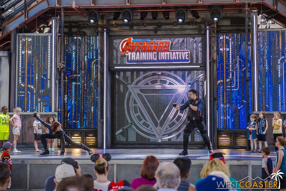 SUPERHERO LANDING!!