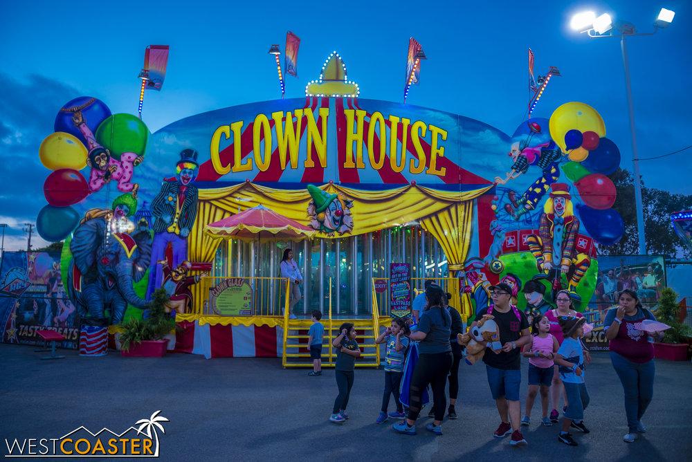 Clownz anyone?