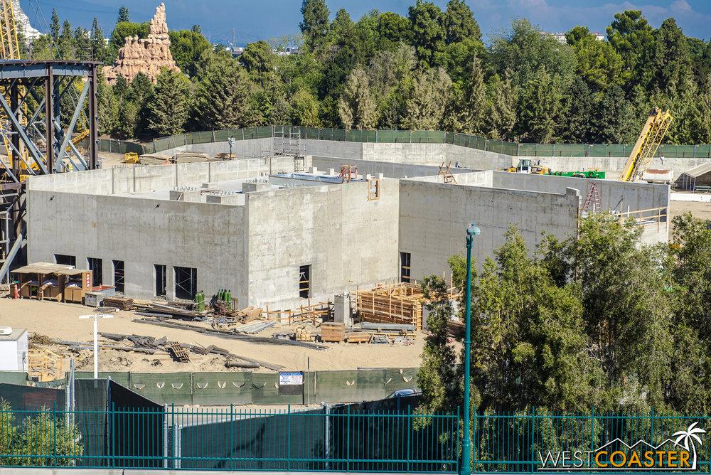 Long before Disney planted Insta-grow Concrete Building seeds...