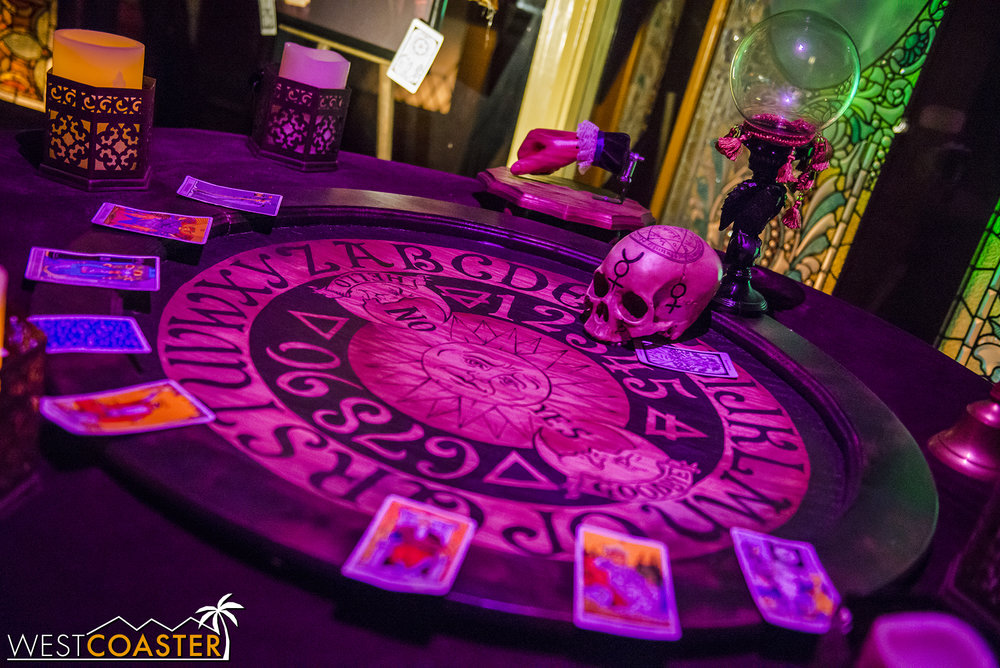 The Winchester legend is rooted in contact with the occult, which plays a menacing hand in the Hallowe'en Candlelight Tour experience.