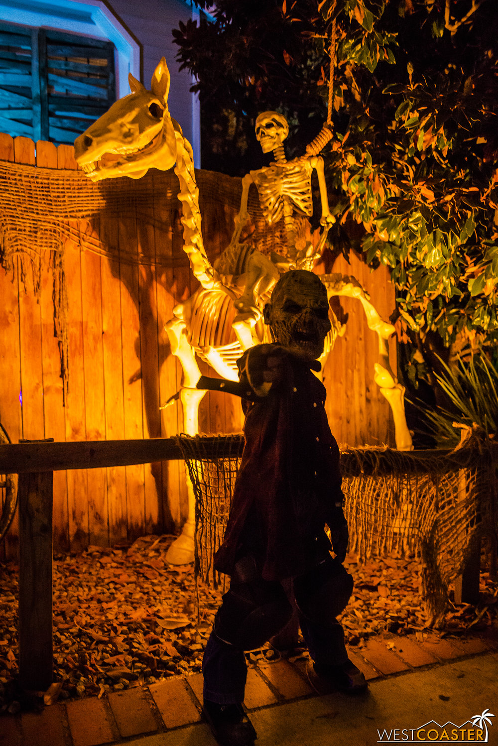 The monsters call in all shapes, sizes, and ages at Boot Hill. Beware!
