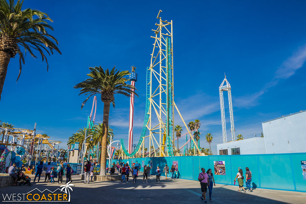 It's quickly becoming apparently that HangTime will be another prominent member of Knott's skyline!